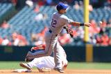 Sep 21  2014  Texas Rangers vs Los Angeles Angels of Anaheim - Rougned Odor