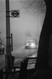 Fog Slows Traffic