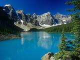 Moraine Lake and the Rockies