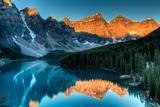 Moraine Lake Sunrise