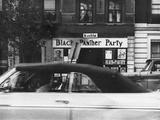 Harlem Panther HQ