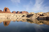 Scenic Image of Lake Powell and Glen Canyon National Recreation Area