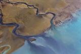 Aerial Photos over Lake Clark National Park