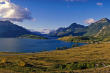 Waterton Lakes Nationalpark  Alberta  Canada