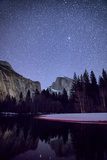 Winter Sky  Camp 6