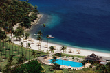 Overhead of Jalouise Hilton Resort