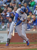 Sep 21  2014  Los Angeles Dodgers vs Chicago Cubs - Adrian Gonzalez