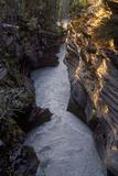 Athabasca Falls  Jasper Nationalpark  Canada