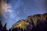 Starry Sky  Yosemite Valley