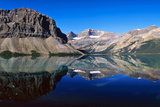 Bow Lake  Banff Nationalpark  Canada