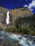Takkakaw Falls  Yoho Nationalpark  Canada