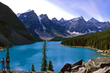 Moraine Lake  Banff Nationalpark  Canada