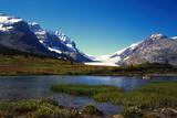 Columbia Icefield  Banff Nationalpark  Canada