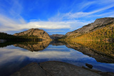 Reflections on Tenaya Lake