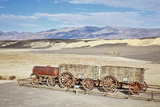 Twenty Mule Wagon in Death Valley