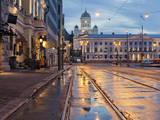 Helsinki after Rain