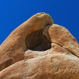 Usa  California  Joshua Tree National Park  Rock Formation