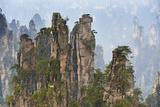 China  Hunan Province  Wulingyuan Scenic Area