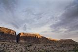 The Mesa De Anguila in Big Bend National Park