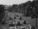 Weekday Traffic