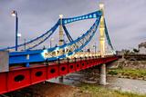 Bridge in the Rainy Day