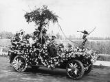 Sunflower Car