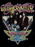 Aerosmith - World Tour 1977
