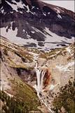 Telluride  Colorado  Mountain Waterfall