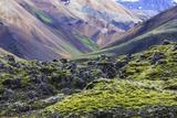 Landmannalaugar Voulcano Landscape   Iceland