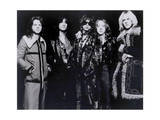 Aerosmith - America's Greatest Rock n Roll Band (Black and White)