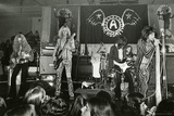 Aerosmith - Aerosmith Tour 1973 (Black and White)