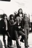 Aerosmith - Eurofest Jet 1977 (Black and White)
