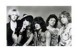 Aerosmith - What it Takes 1980s (Black and White)