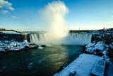 Snowy Niagara