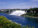 American Falls  Niagara Falls  Ontario  Canada
