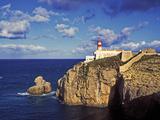 Farol De Cabo De Sao Vicente  Algarve  Portugal