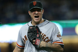 Sep 22  2014  San Francisco Giants vs Los Angeles Dodgers - Jake Peavy
