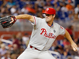 Sep 23  2014  Philadelphia Phillies vs Miami Marlins - Cole Hamels