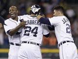 Sep 23  2014  Chicago White Sox vs Detroit Tigers - Torii Hunter