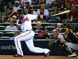 Sep 24  2014  Pittsburgh Pirates vs Atlanta Braves - Emilio Bonifacio