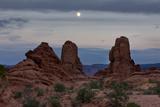 Moonrise  Arches National Park