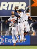 Sep 23  2014  Baltimore Orioles vs New York Yankees - Alejandro De Aza