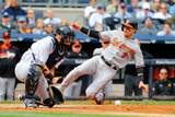 Sep 24  2014  Baltimore Orioles vs New York Yankees - Ryan Flaherty