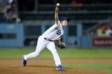 Sep 23  2014  San Francisco Giants vs Los Angeles Dodgers - Zack Greinke