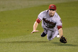 Sep 23  2014  Arizona Diamondbacks vs Minnesota Twins - AJ Pollock