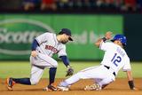 Sep 24  2014  Houston Astros vs Texas Rangers - Rougned Odor