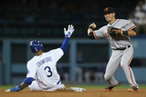 Sep 24  2014  San Francisco Giants vs Los Angeles Dodgers - Joe Panik
