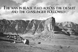 Dark Tower by Stephen King Gunslinger Quote