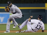 Sep 23  2014  Chicago White Sox vs Detroit Tigers - Alexei Ramirez