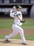 Sep 24  2014  Los Angeles Angels of Anaheim vs Oakland Athletics - Jon Lester